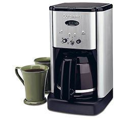 Compare Cuisinart Brew Central DCC-1200