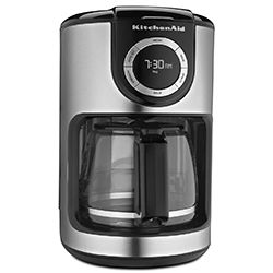 Compare KitchenAid KCM1202OB