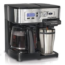 Compare Hamilton Beach FlexBrew 49983A