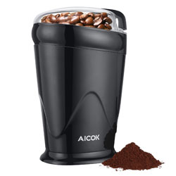 Compare Aicok Coffee Grinder